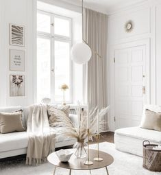 Gallery Wall Inspiration - Shop your Gallery Wall Beige Living Rooms, My Living Room, Living Room Interior, Home And Living, Living Room Decor, Decoration Inspiration, Interior Design Inspiration, Home Interior Design, Decor Room