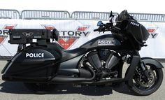Daytona Beach PD will use VICTORY Motorcycles this fall