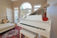 beautiful grand piano http://pinterest.com/cameronpiano