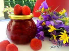 Raspberry, Strawberry, Easy Dinner Recipes, Watermelon, Food And Drink, Homemade, Fruit, Recipes, Syrup