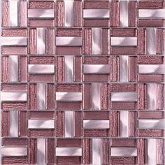 pink mosaic tiles - Google Search Mosaic Tiles, Google Search, Bathroom, Pink, Home Decor, Mosaic Pieces, Washroom, Decoration Home, Room Decor