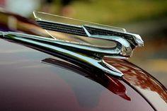 1940 Chevy Hood Ornament