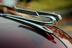 1940 Chevy Hood Ornament