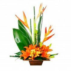 Tropical Lobby arrangements