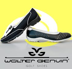 Cool Golf Shoes!