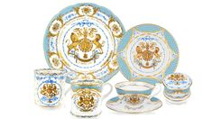 Commemorative china released for Queen's 90th birthday - The Crown Chronicles