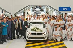 Volkswagen makes 6 million Polos in Spain