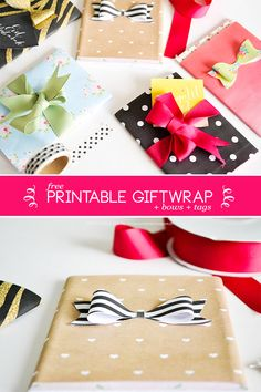 Craft A Doodle Doo: THE FREEBIE JUBILEE // FREE PRINTABLE GIFTWRAP FOR EID!