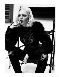 Sasha for Vogue Paris