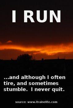 Running Motivation & 8 Week Beginner Workout Plan.