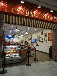 Carlo's Bakery- Cake Boss em Orlando | Disney de Novo