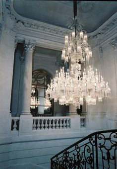 evocativesynthesis: Baccarat Gallery Museum, Paris, France