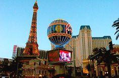 Steden en plaatsen Las Vegas, Nevada - Reisgids door Rondreis West Amerika.nl