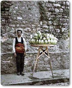 Marulcu, 1900ler #istanlook #birzamanlar