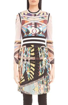 Givenchy 'Crazy Cleopatra' Print Sleeveless Knit Top available at #Nordstrom