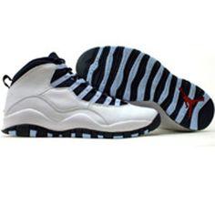 Air Jordan X Ice Blue