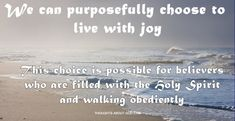 The Empowering Emotion of Joy   by Dr. Charles Stanley