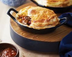 Hearty Lamb & Rosemary Pie Recipe | Beef + Lamb New Zealand