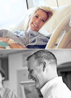 List of photo's to take the day you have a baby. Arriving at the hospital, during labor and after and everyone's expressions when seeing the new baby.