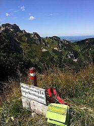 #Wellnessgenuss in den #bayrischen Alpen. Wandern als #Wellnesstrend