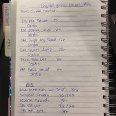 Leisa's Legs & Glutes Circuit  r-reps DB-dumbbell BW-body weight SM-Smith Machine SB-stability ball