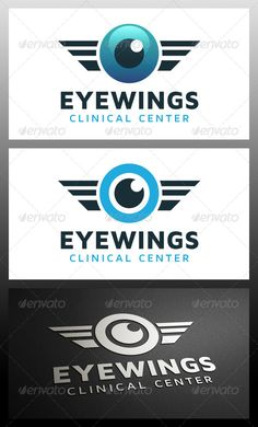 Buy Eye Wings Logo Template by BossTwinsArt on GraphicRiver. - Three color version: Color, greyscale and single color. - You can change text and col. Hi Tech Logo, Tech Logos, Studio App, Security Logo, Camera Logo, Wings Logo, Logo Design, Graphic Design, Computer Repair
