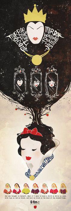 VII by macabre7.deviantart.com on @deviantART - Snow White and the Seven Dwarfs