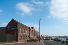 Hotel du Vin / City Road, Ouseburn Valley by Northern Architecture Centre