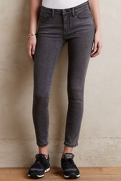 These are cute!  Pilcro Serif Jeans #anthropologie