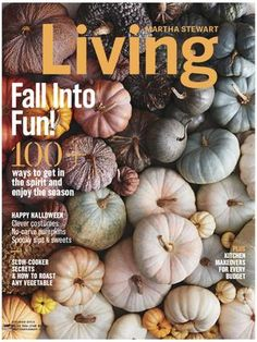 carmen almon featured in martha stewart living october 2016 living magazinehalloween