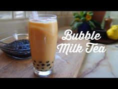 What is Bubble Tea and Boba Tea?