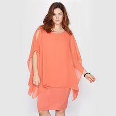 que es un personal shopper - vestido vaporoso coral