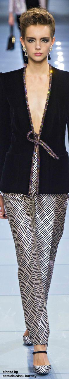 Armani Prive' Fall 2016 Couture