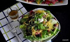 How To Make: A Salad to Give Thanks for...Thanksgiving Recipe