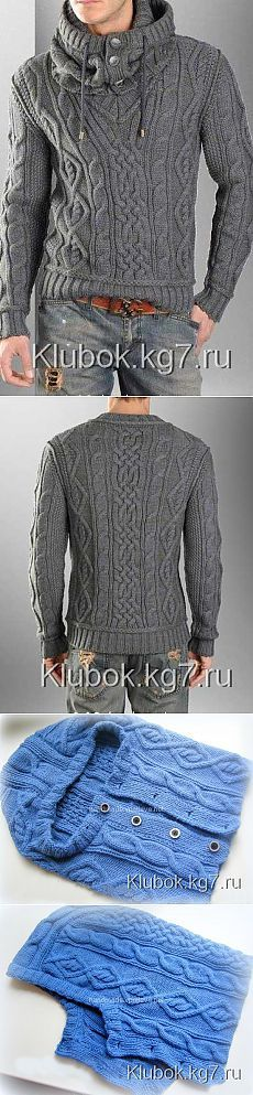 Men's pullover spokes | Tangle