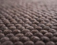 The Ashley rug displays a gorgeous deep brown color. That's why it instantly makes us think of the tranquility of the earth and peaceful rustic settings. Do you have a room that needs more warmth? The Ashley has a raw beauty that gives it an instant charm.
