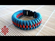 Dragon's Teeth Paracord Bracelet Tutorial - Hey Weavers! The Dragon returns with the Dragon's Teeth Paracord bracelet. Check this design out as it looks absolutely amazing. Almost like the fishtail, but with an accent down the middle. Let me know what you think!