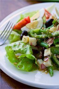 Salad With Tuna and Veggies  by Martha Rose Shulman, nytimes