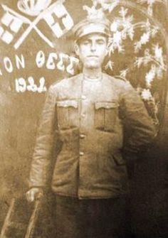 My Grandfather 1922 - His name was Kostandino.
