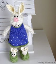 Hand knit bunny knitted toy christmas gifts knitted bunny rabbit stuffed animal easter gift easter bunny bunny doll knit stuff animal rabbit kids toy knit toy child toy bunny kids easter gift negle Gallery