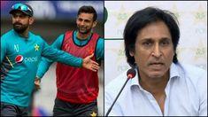 Hafeez, Malik's retirement will benefit Pakistan: Ramiz Raja Shoaib Malik, Latest Cricket News, Cool Pools, World Cup, Retirement, Pakistan, Benefit, Baseball Cards, World Cup Fixtures