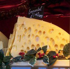 Emmental Cheese was originated in the area around Emmental, in Switzerland