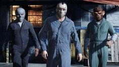 Masks Aplenty in These New Grand Theft Auto V Screenshots | EGMNOW