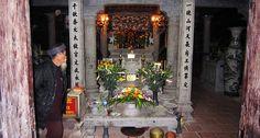 Ninh Binh - Tam Coc - Thai Vi Palác #vietnam #cestovani #ninhbinh #palác #tamcoc