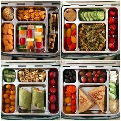 School Lunch Inspiration – Over 20 Lunchbox Ideas  –  Annie' Eats