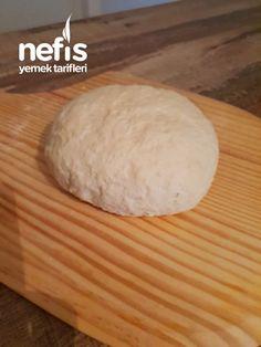 Isınmış olan fırına pideleri sürün ve Food And Drink, Bread, Pizza, Spring, Top, Turkish Cuisine, Bakken, Brot, Baking
