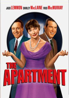 The Apartment #FilmsYouShouldWatch