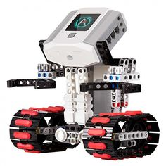 The Krypton 3 Modular Robot Kit combines different types of bricks, various sensors and actuators and powerful controllers, with which youngsters can design and Types Of Bricks, Robot Kits, Robots For Kids, Play To Learn, Learning Resources, Coding, Activities, Store, Larger