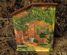 A Tea House Decoupage - 4Hand4Made