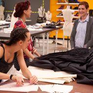 Elena in the workroom!